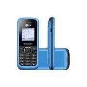 Celular Dual Chip LG B220 Desbloqueado 32MB 2G Rádio FM - Azul
