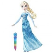 Papusa Hasbro Disney Frozen Doll Fashion Crystal Glow Elsa