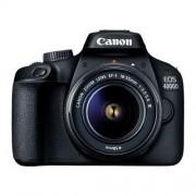 Canon Kit Fotocamera Reflex Canon EOS 4000D + Obiettivo EF-S 18-55mm DC III