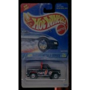 Hot Wheels 1995-336 Race Truck Racing Metals Series 1 of 4 1:64 Scale
