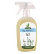 Solutie ECO pentru curatat geamuri si suprafete cu lamaie500 ml