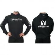 Hanorac barbati Yamamoto Nutrition, marime M, negru