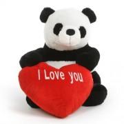 Giant 3.5 Feet Kung Fu Panda Teddy Bear Soft Toy with Big Heart