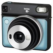 Fujifilm instax SQUARE SQ6 Instant Film Camera Aqua Blue