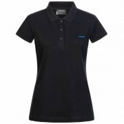 HEAD Mary Dames Poloshirt 814303-BKBL - zwart - Size: Extra Large