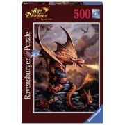 Puzzle Dragon Inflacarat, 500 Piese Ravensburger
