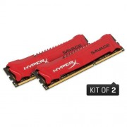 Kingston 8GB DDR3-1600MHz CL9 Savage XMP, 2x4GB