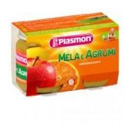 Plasmon (heinz italia spa) Omo Pl.Mela-Agrumi 2x104g