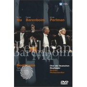Video Delta Daniel Barenboim - Beethoven : Triple Concerto an - DVD