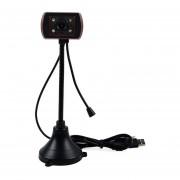 Cámara digital USB Cámara Web Webcam estudiante desktop 480P cámara we