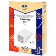 Sac aspirator Clatronic BS 1222 1230 hartie 5X saci K and M