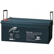 RA12-160 12V 160 Zárt ólomzselés akkumulátor (RITAR)