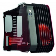 Enermax SteelWing - mATX Gehäuse Dynamic Red