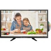 Dyon Sigma 24 DVD LED-TV 60 cm 23.6 inch Energielabel: A+ (A++ - E) DVB-T2, DVB-C, DVB-S, HD ready, DVD-speler Zwart