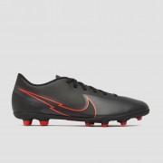 NIKE Mercurial vapor 13 club mg voetbalschoenen zwart/rood Dames - zwart/grijs - Size: 44