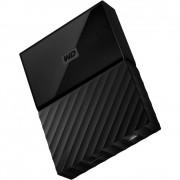 "Hard Disk Extern Wd My Passport, WDBYFT0040BBK-WESN, 4TB, 2.5"", USB3.0, Negru"