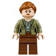 JW021 Minifigurina LEGO City - Jurassic World (JW021)