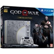 Consola Sony Playstation 4 Pro 1Tb God Of War Limited Edition + God Of War