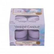 Yankee Candle Sweet Nothings 117,6 g vonné čajové sviečky 12 x 9,8 g unisex