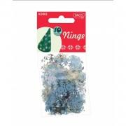 Accesorii craft Daco paiete plastic ninge AD083