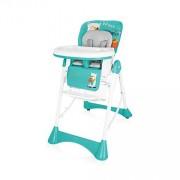 Baby Design Pepe 05 Turquoise Bear - Scaun de masa