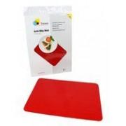 Able2 Anti-slip matten rechthoekig - L 45 x B 38 cm rood - Able2