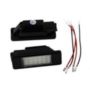 Lampa LED numar 7603 compatibila pe Peugeot/Citroen VistaCar