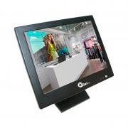 "Monitor Touch 12"" Qian QMT121701 1024X768 / 250CD / 16MS"