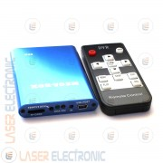 Mini DVR Analogico Digitale AHD 1280*720 H264 SD Card HDD e Telecomando
