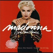 Video Delta Madonna - You Can Dance - CD
