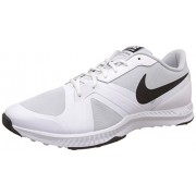 Nike Men's Air Epic Speed Tr White and Black Trail Running Shoes -9 UK/India (44 EU)(10 US)