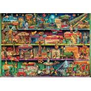 Puzzle Schmidt - Aimee Stewart: Lumea minunata a jucariilor, 1.000 piese (59376)