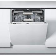 Masina de spalat vase Whirlpool WIO 3T133 DEL, Total incorporabila, 14 seturi, 6th Sense, PowerDry, 60 cm, 10 programe, Clasa A+++, Panel comanda alb