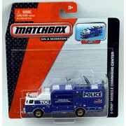 Matchbox On A Mission Real Working Rigs E One Mobile Command Center