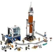 LEGO City Space Port 60228 Űrrakéta és irányítóközpont