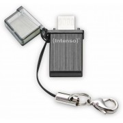 Intenso USB 2.0 Speicherstick INTENSO Mini Mobile Line, 8 GB