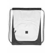 Ball Gym Bag black/white/white one size