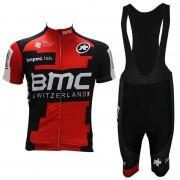 Ropa de Ciclismo de verano BMC 2018