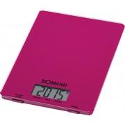 BOMANN Küchenwaage »KW 1515 CB«, pink