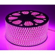Snap Light 5 Meter Waterproof PINK LED Rope Ganapati Durga Pooja Diwali Christmas Decoration