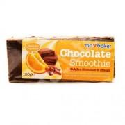 Baton de ovaz cu ciocolata belgiana si portocale