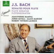 J.S. Bach - Sonatas (0022924583025) (1 CD)