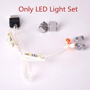 Generic Joy MAGS Only Led Light Kit for Creator Volkswagen T1 Camper Van Light Set Compatible with 10220 and 21001 (Not Include Model) LED Light Set