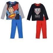 Superman Pyjamas (Grå, 6 ÅR - 116 cm)
