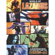 Bailey, Neal The World of Lazarus: A Modern Age Campaign Setting