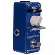 Zorbes Aroma Ape - 3 Pure Echo Digital Delay Multi Modulation Effect True Bypass