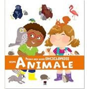 Prima mea mare enciclopedie - Despre animale/Larousse