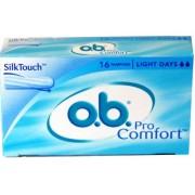 O.B. Procomfort Light Days x 16 buc