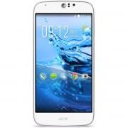 Telefon mobil Acer Liquid Jade Z, Dual Sim 4G, 5'',RAM 1GB, Stocare 8GB, Camera 5MP/13MP, white