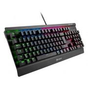 Sharkoon Teclado Gaming SHARKOON Skiller SGK3 (Mecánico - Idioma Español - Iluminado)
